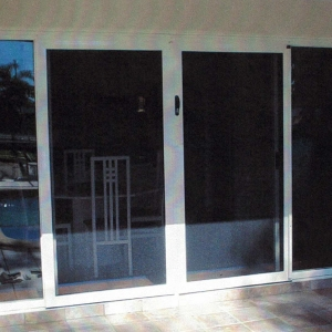 Stainless Steel Sliding Security Doors