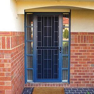 Federation Style Decorative Door